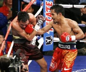 Manny Pacquiao, Oscar De La Hoya