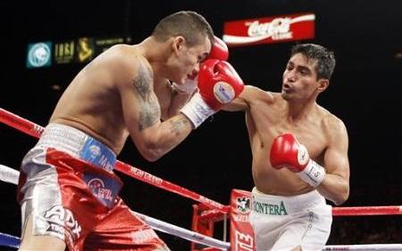 Maidana vs Morales