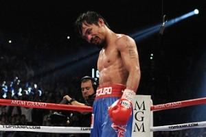 Manny Pacquiao v Juan Manuel Marquez