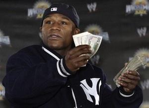 mayweathers dinero