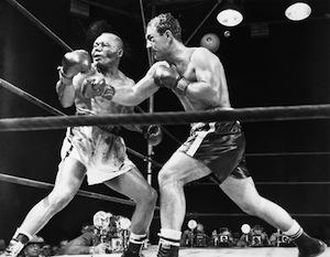 Rocky Marciano vs Walcott
