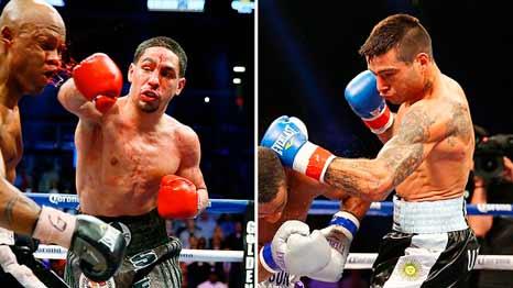 El García vs Matthysse no defraudó y fue una gran pelea