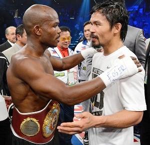 Bradley y Manny