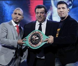 Cotto, Mauricio Sulaimán y Martínez