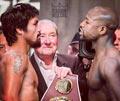 ¡Floyd, evita a Pacquiao para eternizarse impoluto¡