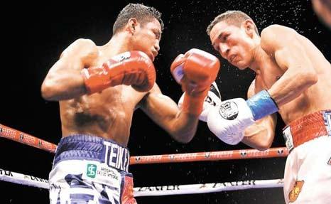 Roman González vs Juan-Francisco Estrada