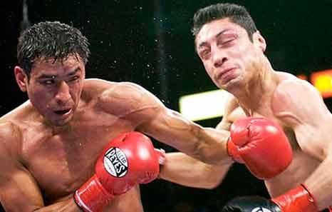 Márquez vs Vázquez