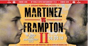 Kiko vs Frampton, la revancha.