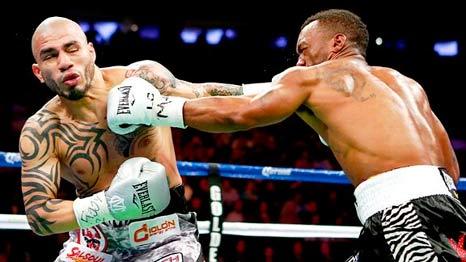 """Saúl """"Canelo"""" Álvarez vs Floyd Mayweather Jr."""