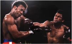 Foreman vs Alí
