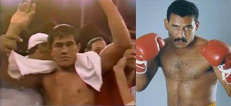 """José Luis Ramirez vs Edwin """"Chapo"""" Rosario"""