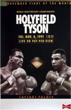 cartel holyfield vs tyson