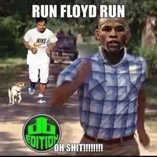 Corre Floyd Corre