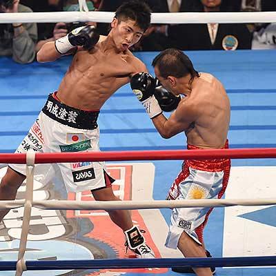Naoya Inoue  vs Omar Narváez