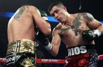 FOTO: Chris Farina Top Rank - Alvarado vs Rios III
