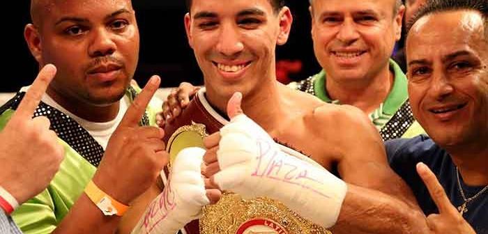 Foto Esdel Palermo/ Fresh Boxing: Enmanuel Rodriguez