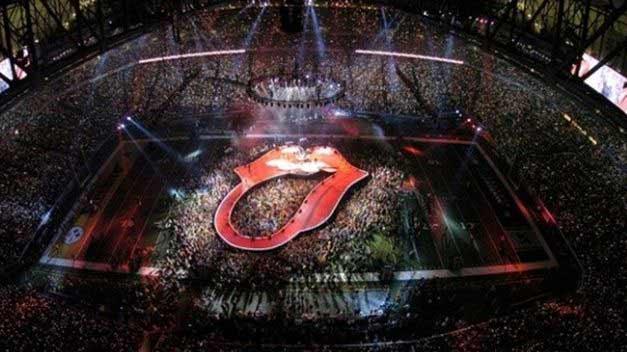 En la Super Bowl se celebran los mejores espectáculos del momento.