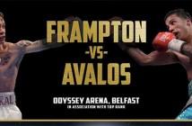 Carl Frampton vs Chris Avalod