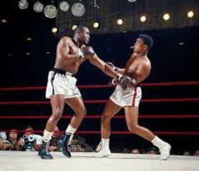Liston vs Ali