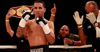 "Foto Esdel Palermo / Fresh Boxing: Enmanuel ""Manny"" Rodríguez"