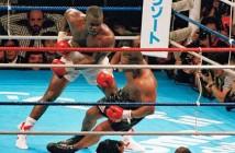 James Buster Douglas vs Mike Tyson