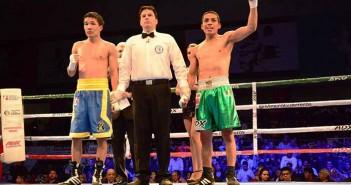 52kg Orlando Huitzil vs Azat Usenaliev
