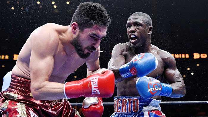 Josesito López vs Andre Berto