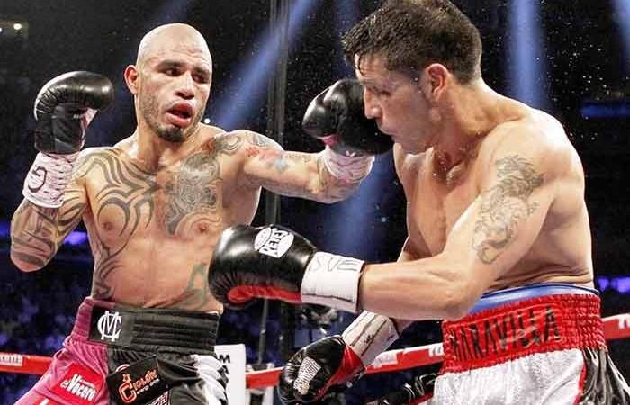 Miguel Cotto vs Sergio Martínez