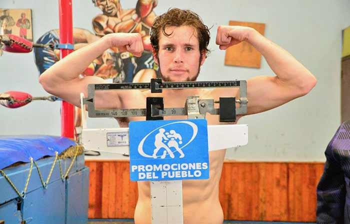 """Carlos """"Príncipe"""" Cuadras"""