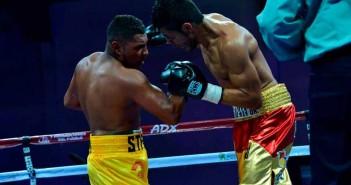 Nery Saguián vs Marcos Villasana Jr.