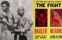 Hagler-Hearns