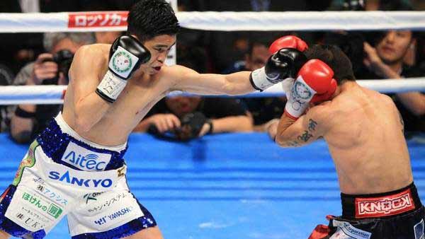 Kazuto Ioka vs Juan Carlos Reveco