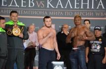 Lebedev vs Kalenga