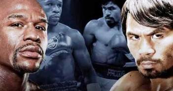 Cartel Mayweather vs Pacquiao
