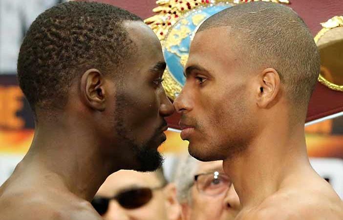 Foto Mikey Williams - Crawford vs Dulorme