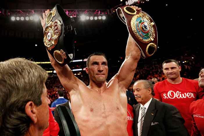 Wladimir Klitschko - Foto: Will Hart HBO
