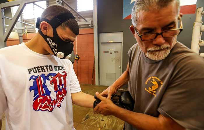 """Román """"Rocky"""" Martínez (Foto cortesía: Joel Colón / PRBBP)"""