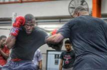 Thomas Dulorme entrenado - Foto: David 'Boricua' Infante - @787 Films / Team Dulorme