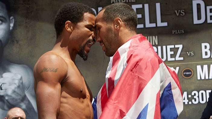 Foto PBC: Dirrell vs DeGale