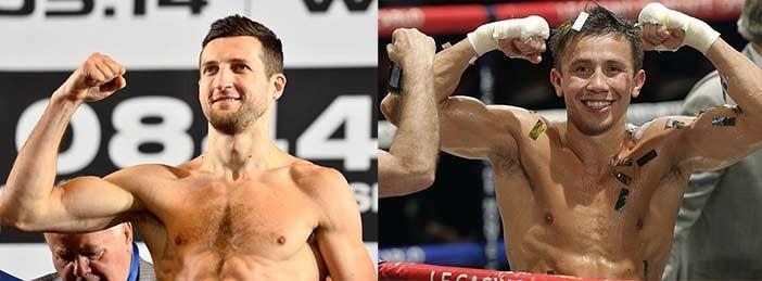 Carl Froch vs Gennady Golovkin