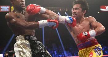 Mayweather vs Pacquiao - Foto Chris Farina