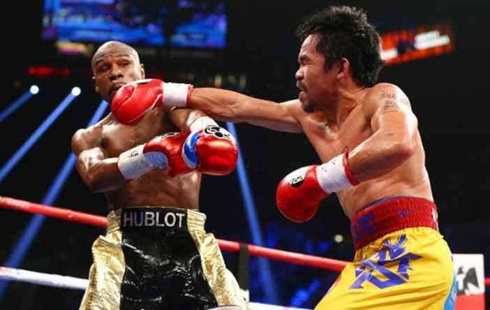 Mayweather vs Pacquiao