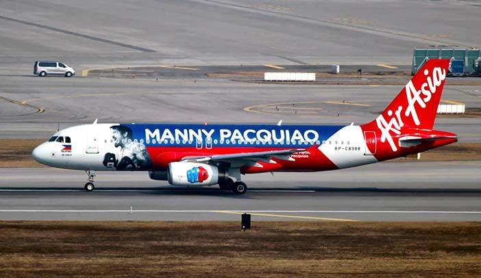 Pacquiao-avion