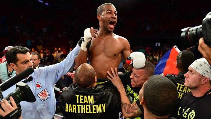Rances Barthelemy