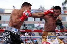 Óscar Valdez vs  Rubén Tamayo