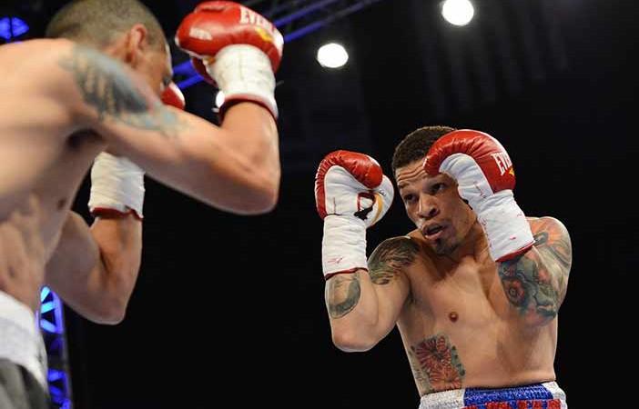 Torres vs Cruz (Foto cortesía: Juan R. Costa / NOTICEL)