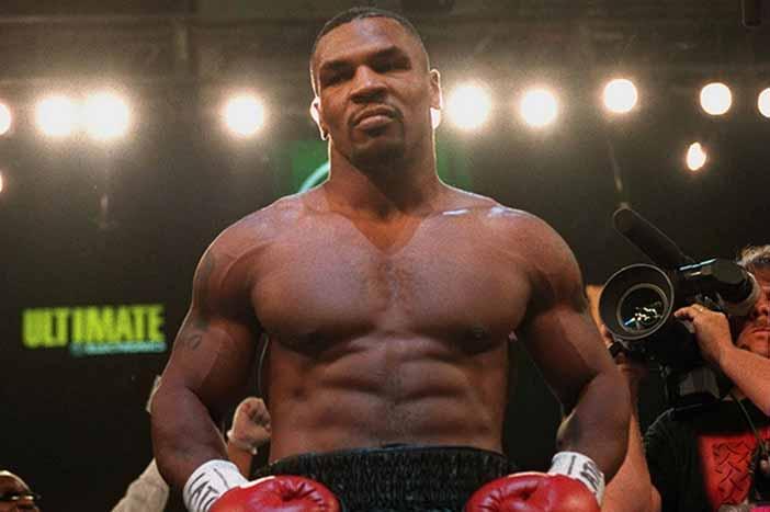 """Mike Tyson fue apodado """"El Terror del Garden"""""""