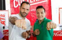 """Ramón """"Inocente"""" Álvarez y Tyson Márquez"""