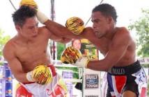 Stamp Kiatniwat vs Gregorio Lebron