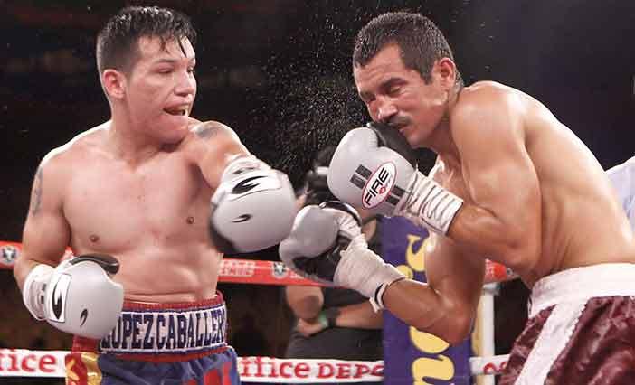 Tyson Márquez vs José Alfredo ¨Galletas¨Tirado
